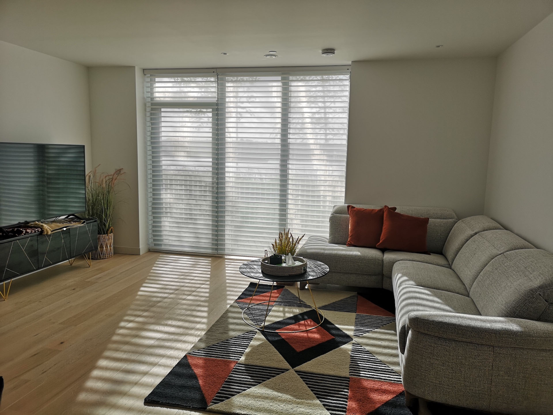 lutron roller blinds shades posner interiors