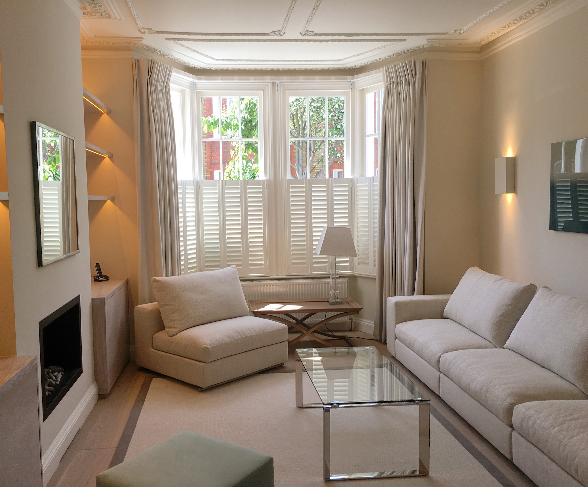 How To Dress A Bay Window Posner